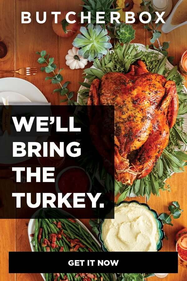 Butcher Box Free Turkey