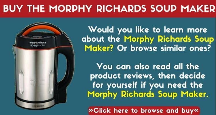 Buy Morphy Richards Soup Maker