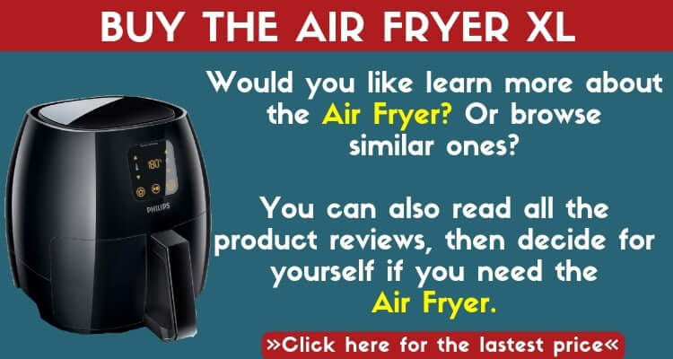Buy The Air Fryer XL on Amazon