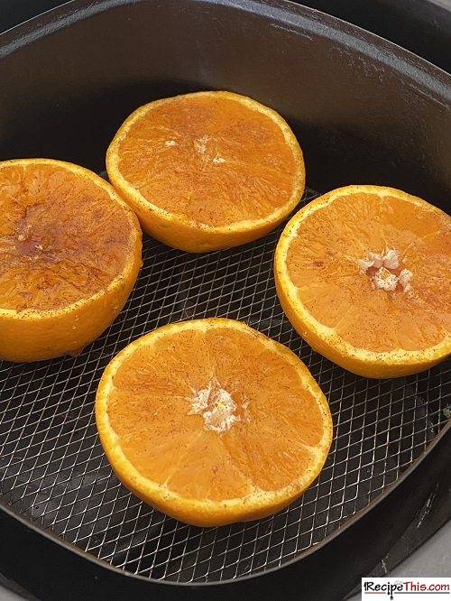 Cooking With Oranges