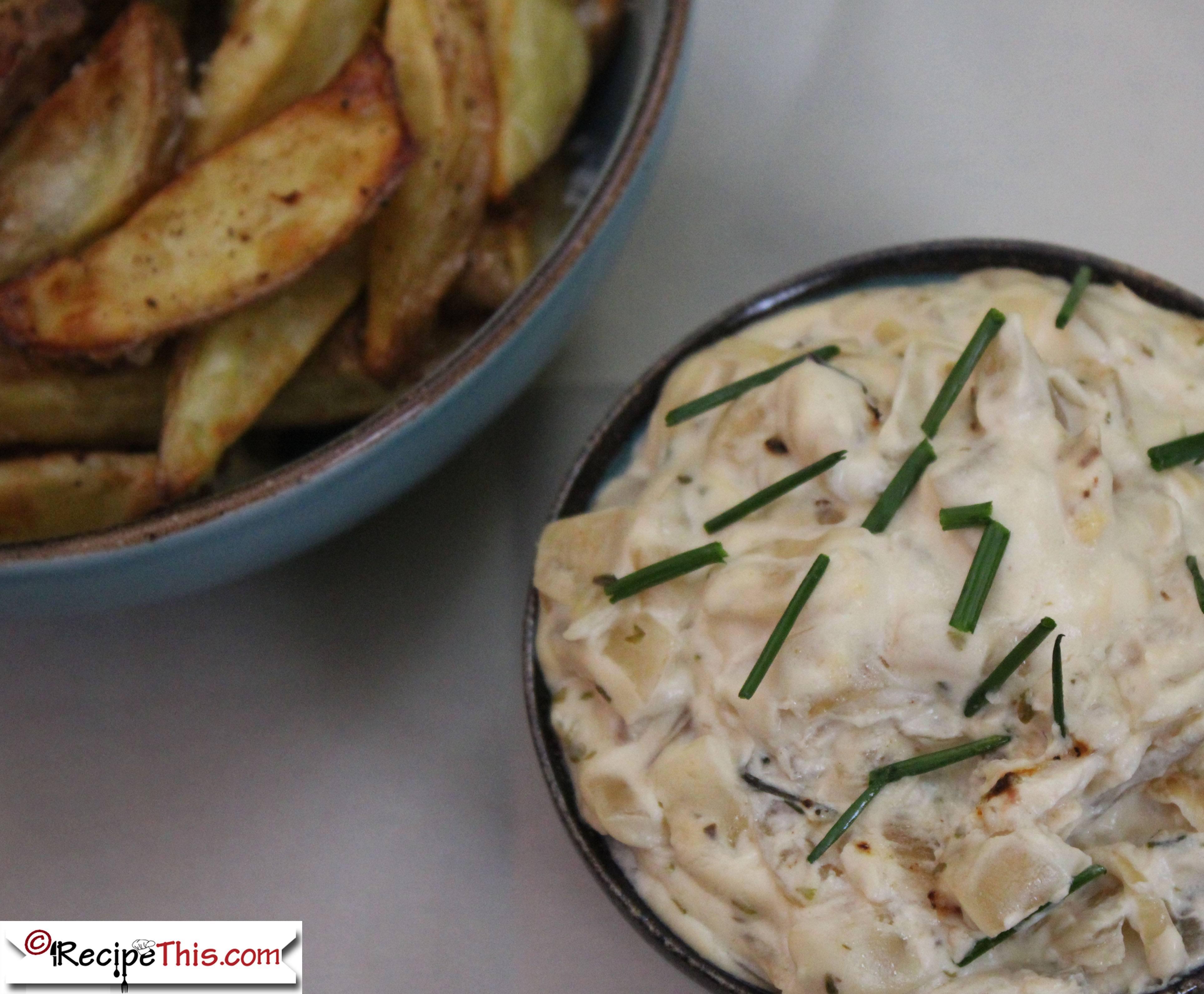 Crockpot French Onion Dip