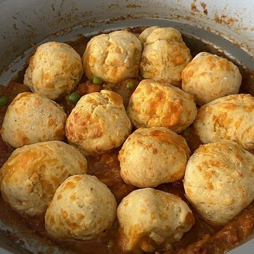 Dumplings Without Suet