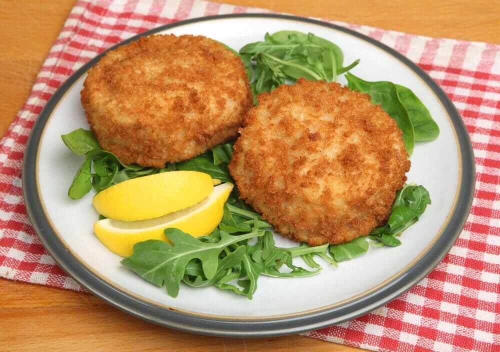 Five Ingredient Super Simple Fishermans Fishcakes