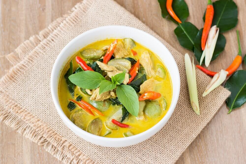 Welcome to my guilt free Paleo Thai green curry recipe.
