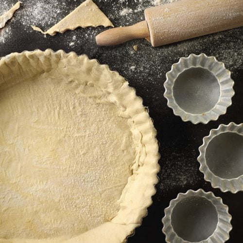 How To Make The Best Ever Shortcrust Pastry For Your Quiches