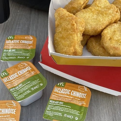 How To Reheat McDonalds Chicken Nuggets In Air Fryer