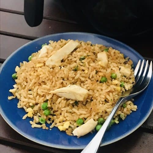 How To Reheat Rice In Air Fryer
