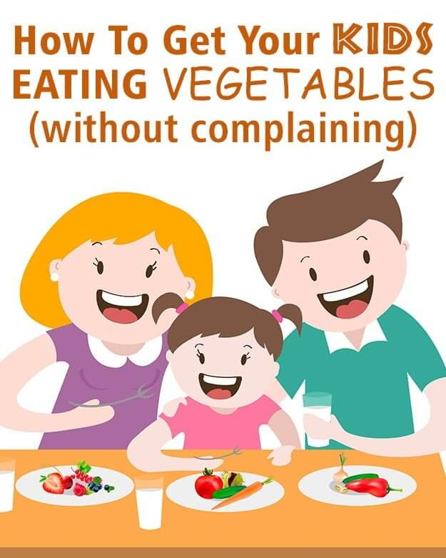 Cooking Tips | how to get your kids eating vegetables without complaining from RecipeThis.com