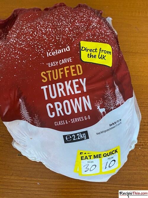 Iceland Turkey Crown