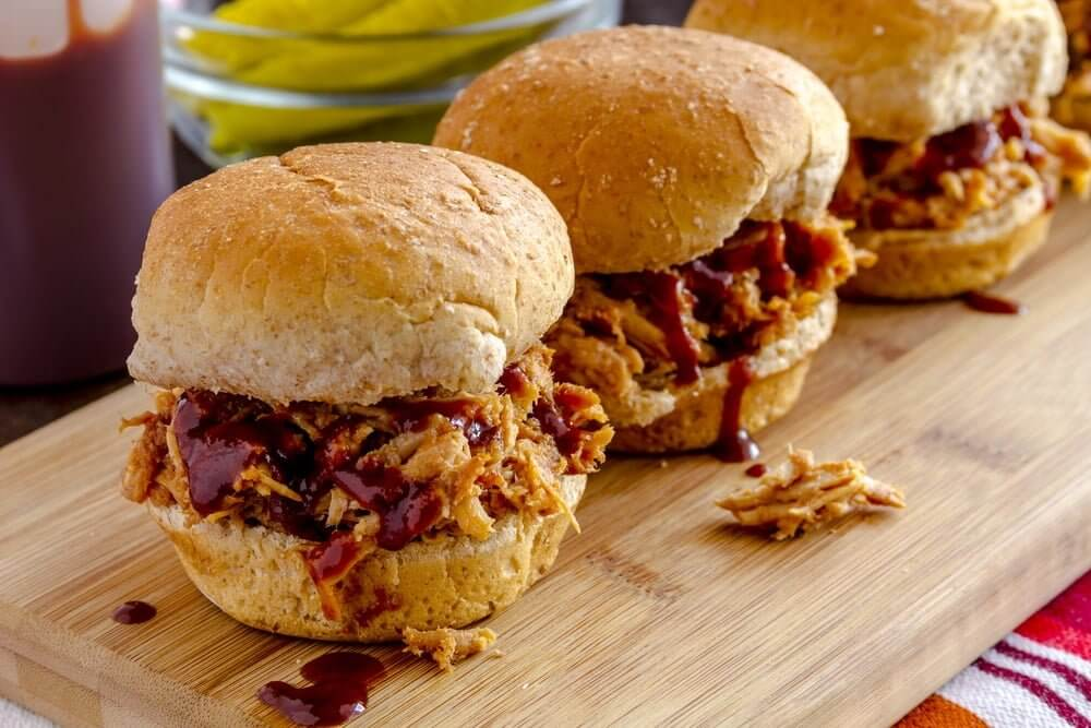 Welcome to my Instant Pot BBQ pulled pork sandwiches recipe.