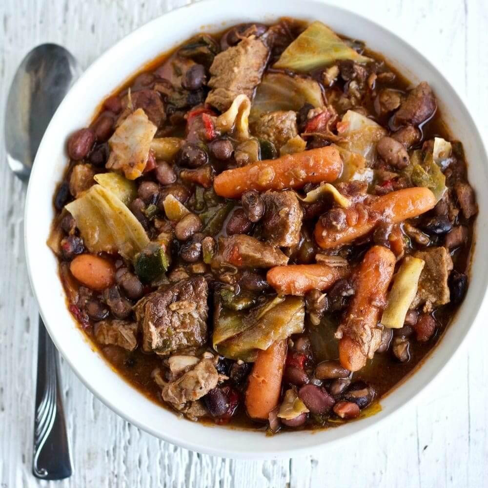Instant Pot Recipes | Instant Pot Bean Stew