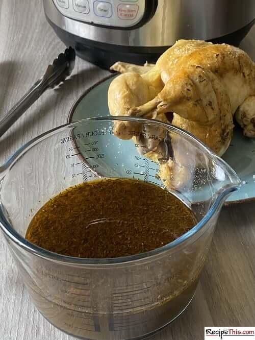 Instant Pot Chicken Broth From Frozen Chicken