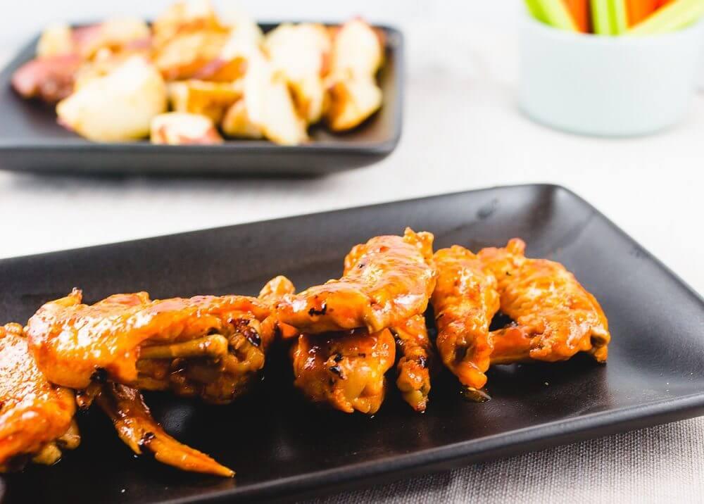 Instant Pot Recipes - Instant Pot Chicken Wings