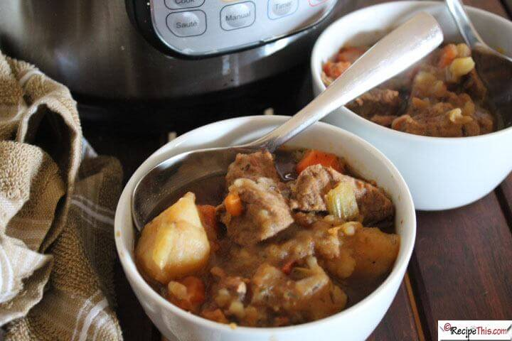 Instant Pot Irish Beef Stew With Guinness. How to make the best ever instant pot irish beef stew on a budget.