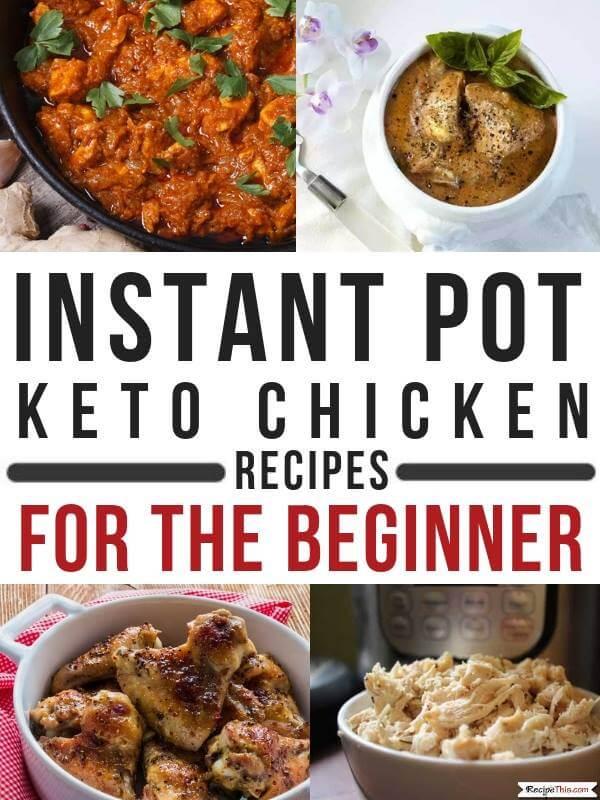 101 Instant Pot Keto Recipes