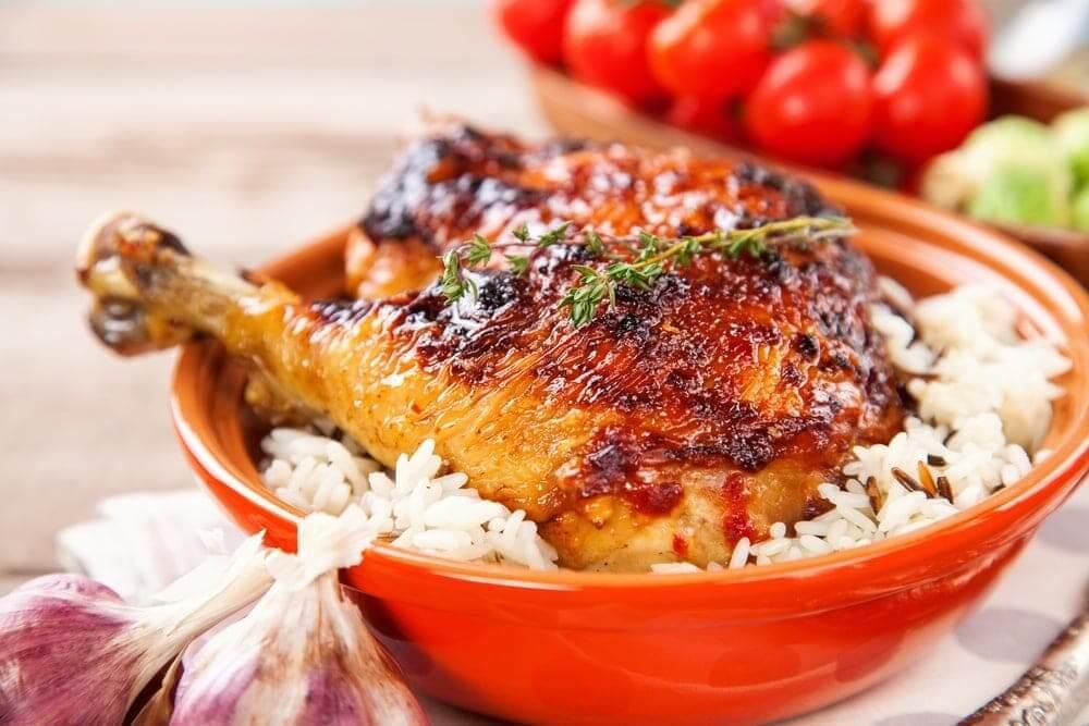 Welcome to my Instant Pot Mediterranean Turkey & Rice.