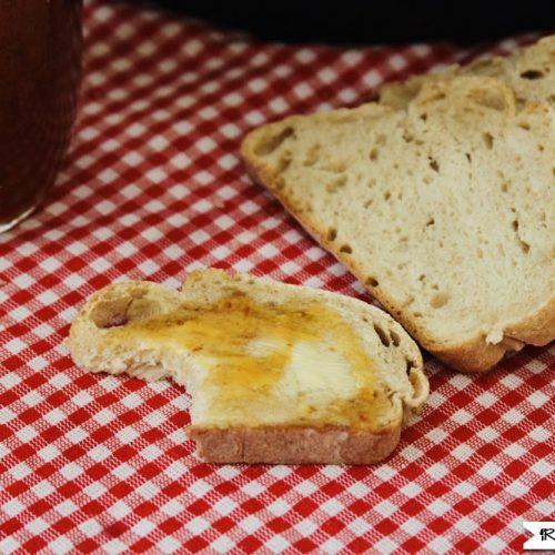 Instant Pot Peach Jam Recipe With Pectin