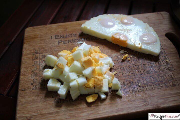 7 Minute Instant Pot Pressure Cooker Egg Loaf