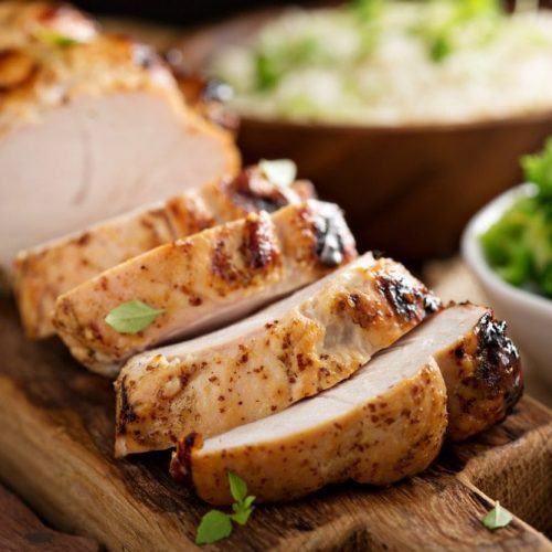 Welcome to my latest recipe in the Instant Pot and today we are enjoying succulent turkey breast slow cooked to perfection with a delicious marinade. Description = first sentence of blog post