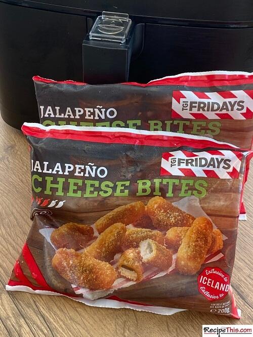 Jalapeno Popper Air Fryer
