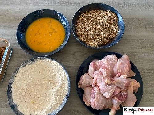 KFC Chicken Ingredients
