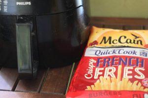 Air Fryer Frozen French Fries