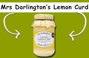 Introducing you to the world of lemon curds and Mrs Darlington's award winning lemon curd.