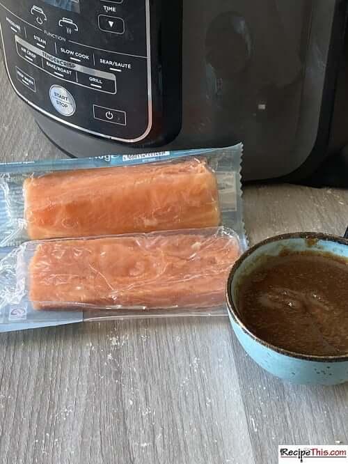 Ninja Air Fryer Salmon Ingredients