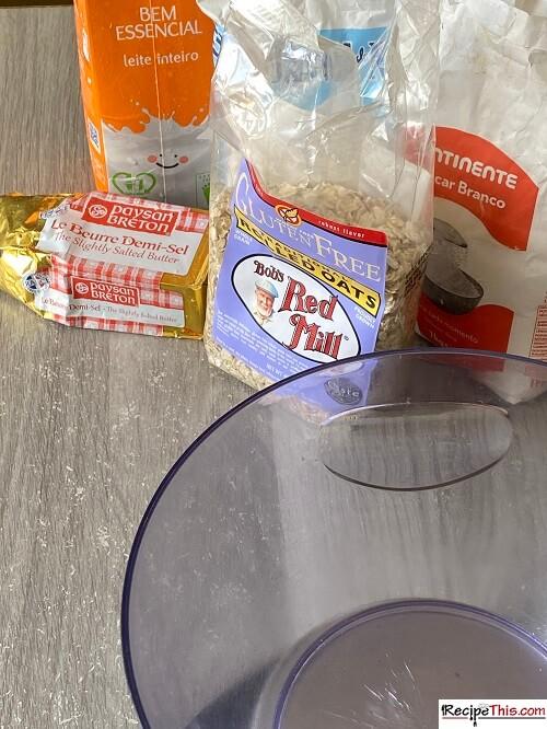 Oatmeal Cookies In Air Frye