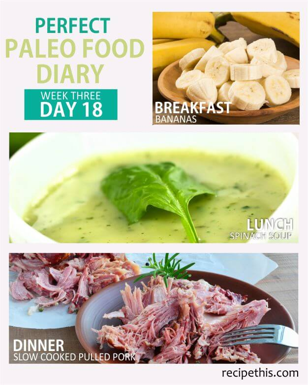 Cooking Tips | My Day 18 of going strictly Paleo brought to you by RecipeThis.com