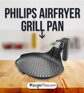 #Airfryer   Airfryer Grill Pan