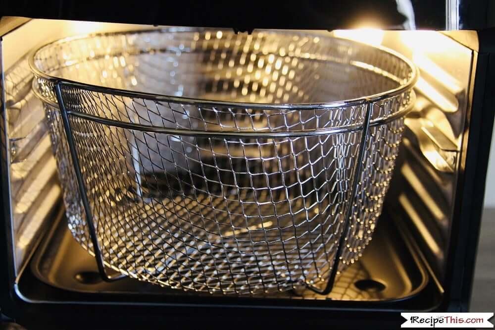 Power Air Fryer Oven Basket