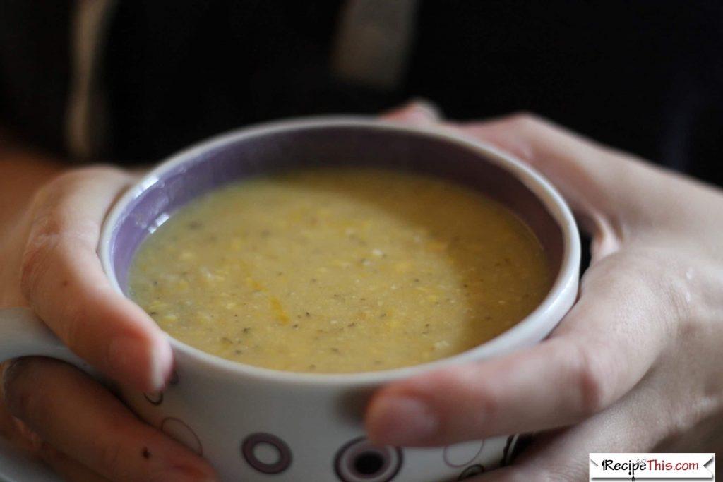 Pressure Cooker Potato Corn Chowder – Healthy Instant Pot Freezer Meal