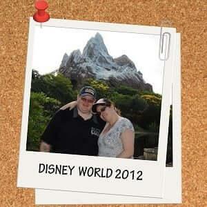 RecipeThis.com At Disney World in 2012