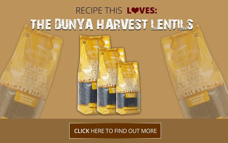 Marketplace   Discover why RecipeThis.com loves Dunya Harvest Black Beluga Lentils.