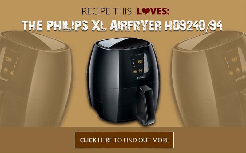 Buy The Philips XL Airfryer at recipethis.com
