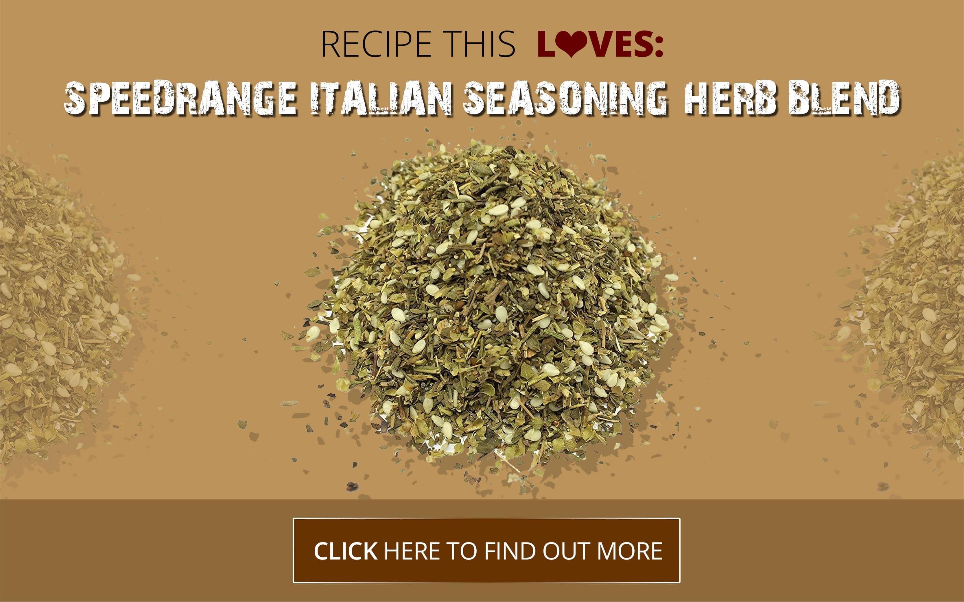 Marketplace | Discover why RecipeThis.com loves Speedrange Italian Seasoning Herb Blend.