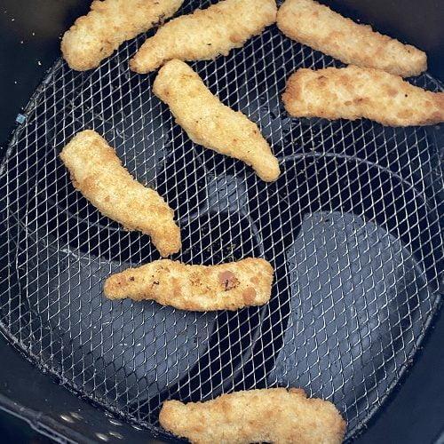 Reheat Chicken Tenders In Air Fryer