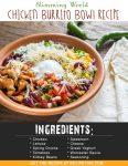 Slimming World Chicken Burrito Bowl Recipe