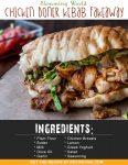 Slimming World Chicken Doner Kebab Fakeaway