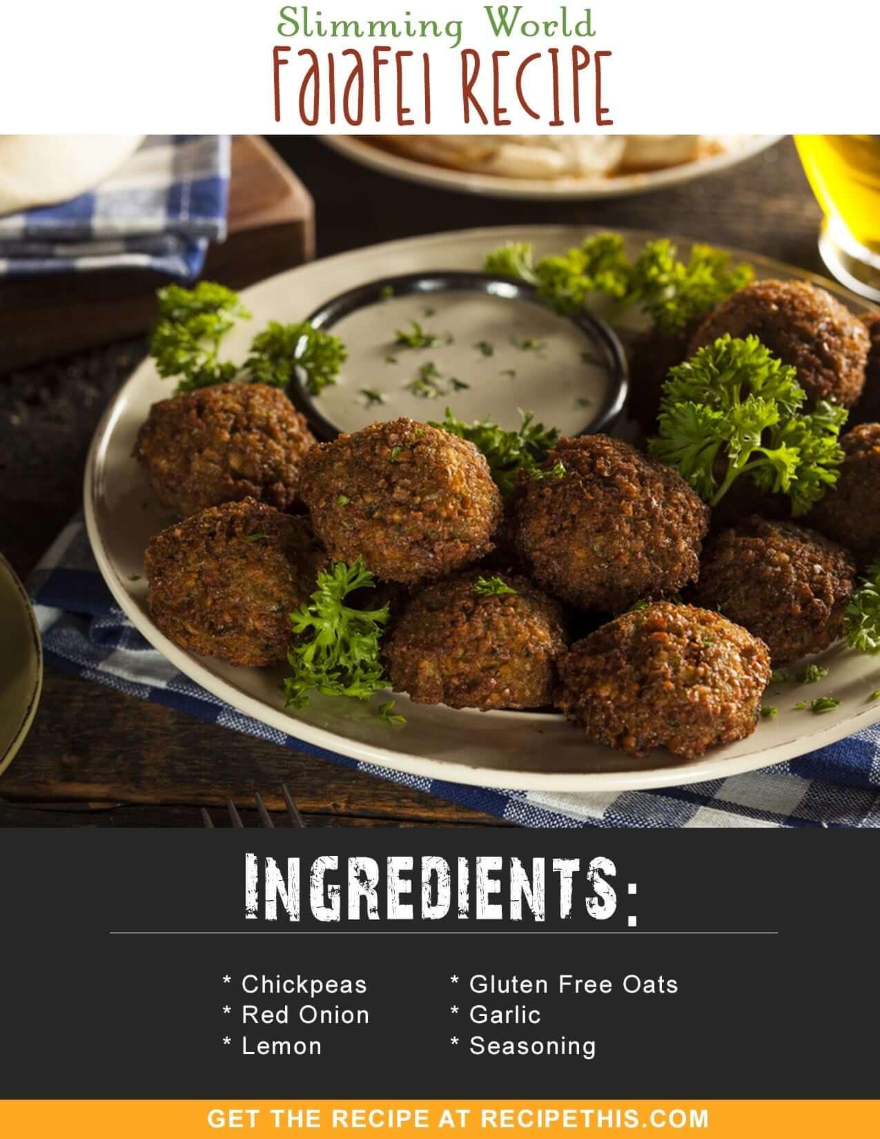 Slimming World Greek Fakeaway Recipe This