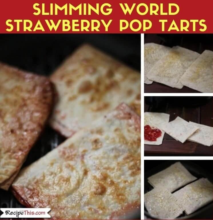 Homemade Pop Tarts In The Air Fryer (3 Ways)