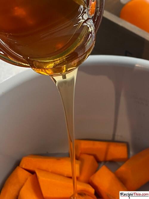Slow Cooker Honey Carrots
