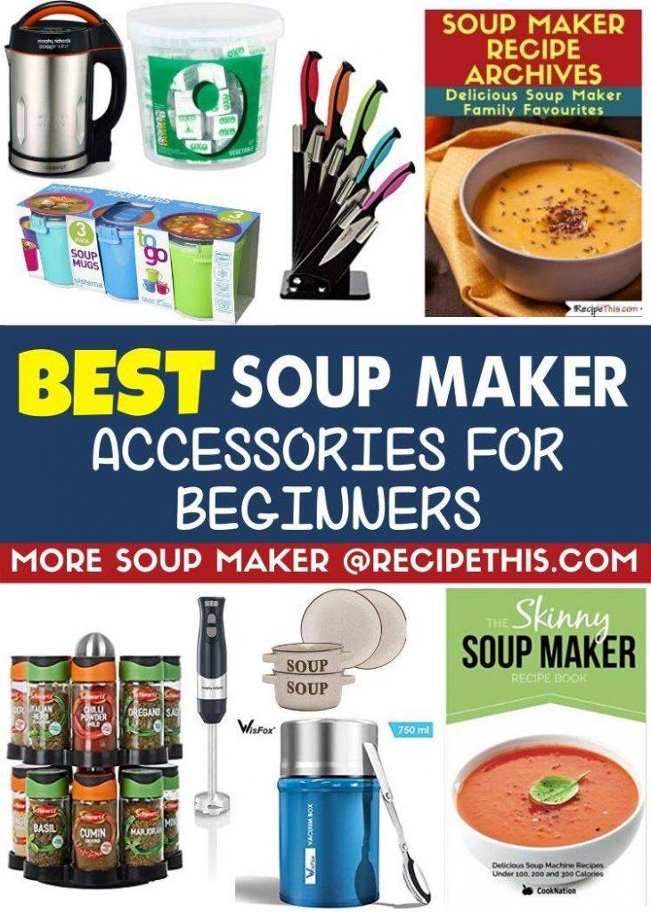 Soup Maker Accessories