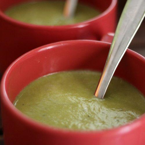 Soup Maker Portuguese Green Bean & Carrot Soup