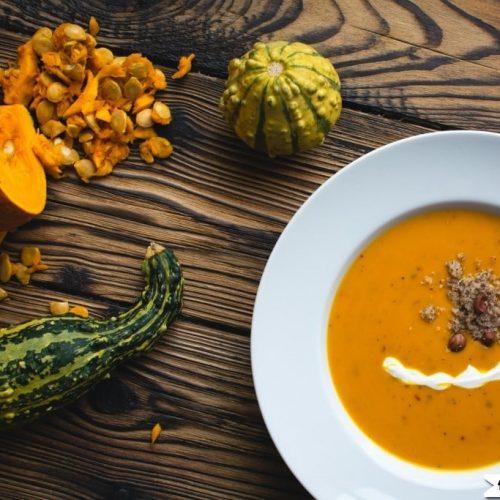Soup Maker Pumpkin Soup