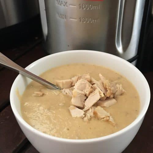 Soup Maker Turkey Soup