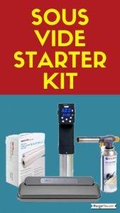 Sous Vide Starter Kit