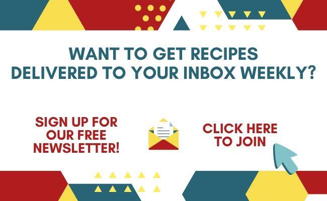 Subscribe to the recipethis newsletter