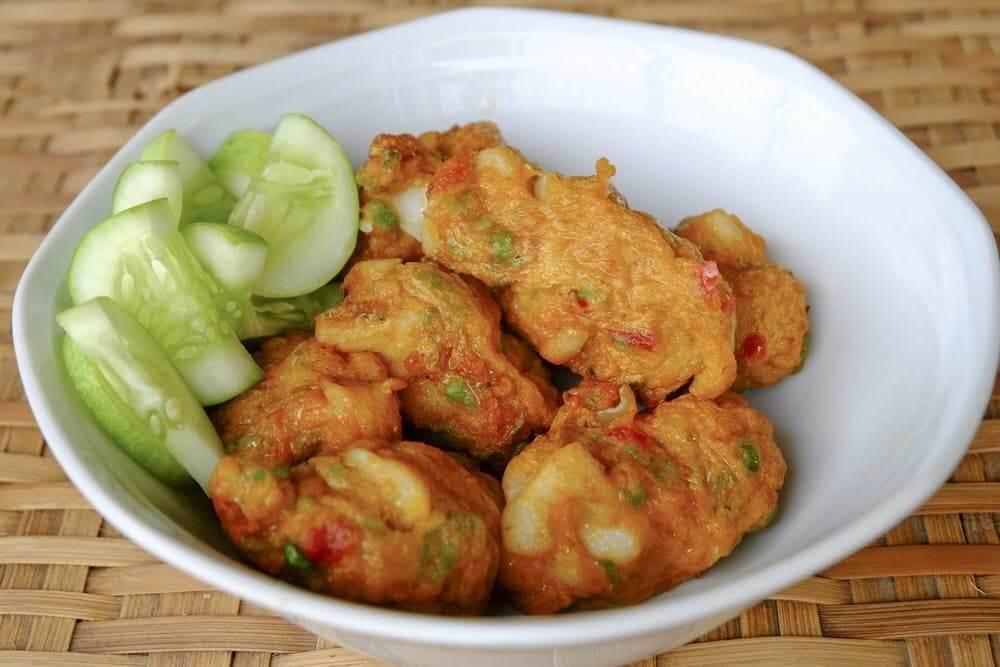 Thai Fish Cakes Air Fryer Style